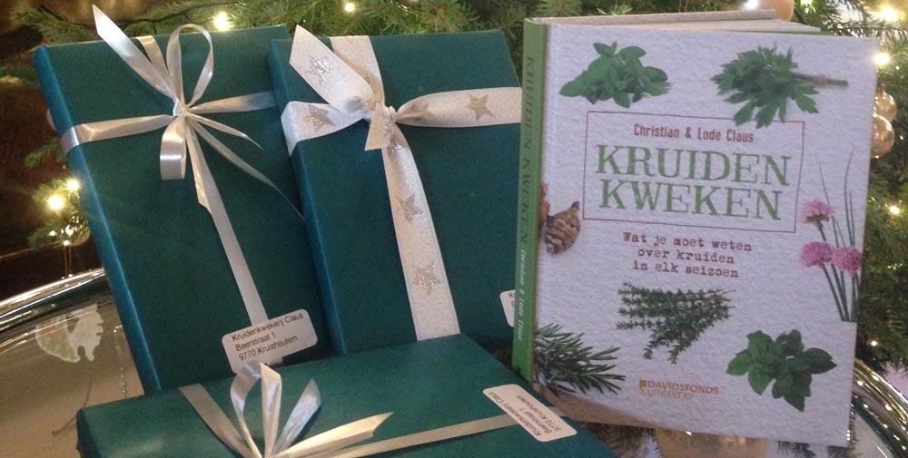 Kruidige geschenken - Kruiden Claus